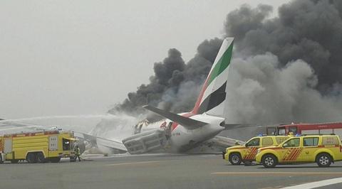 Боинг 3 августа Дубаи