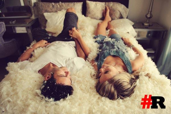 борьба подушками