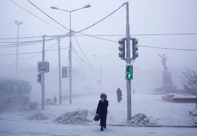 улицы якутска