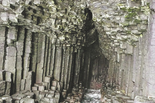 Fingal's Cave, Isle Of Staffa, Scotland