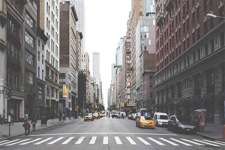 Улицы Нью-Йорка Jon Ottosson/Picalls