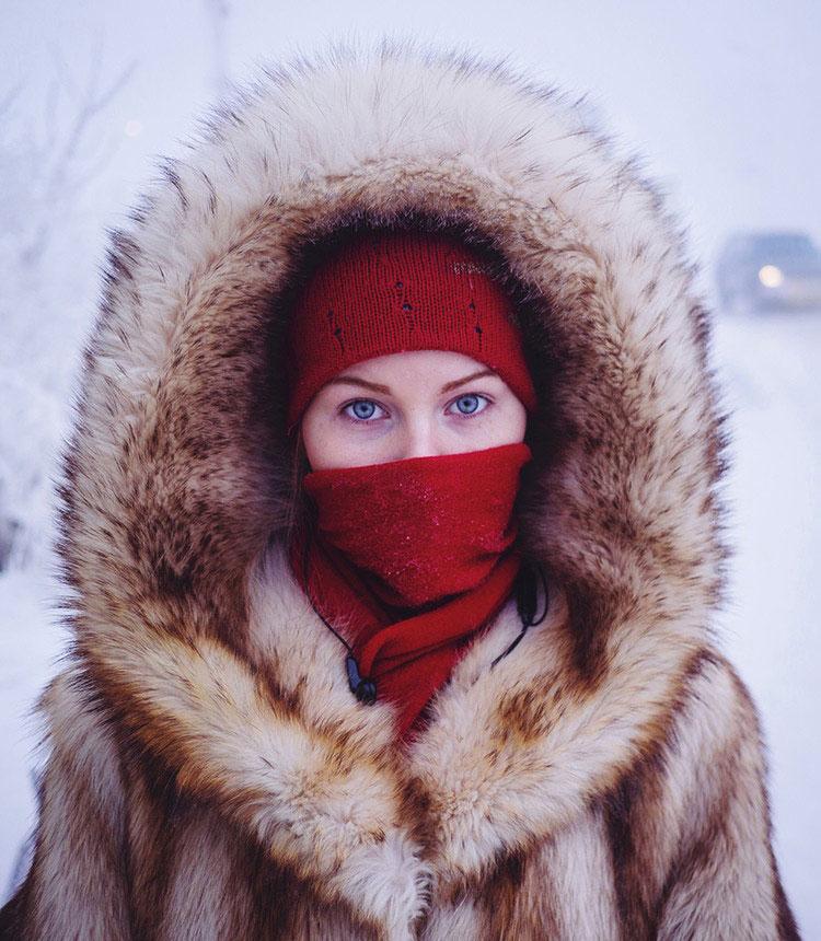 Студентка из Якутска