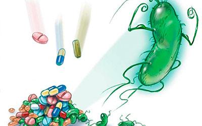 микробы устойчивы