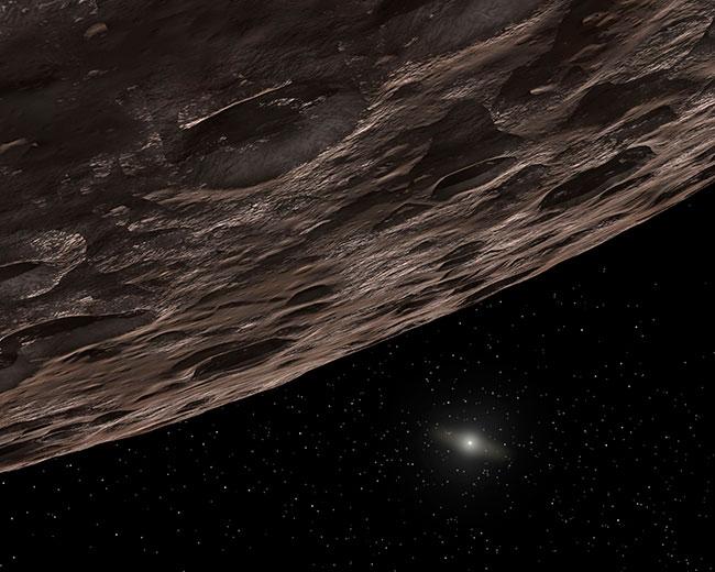 новая планета 2014 UZ224