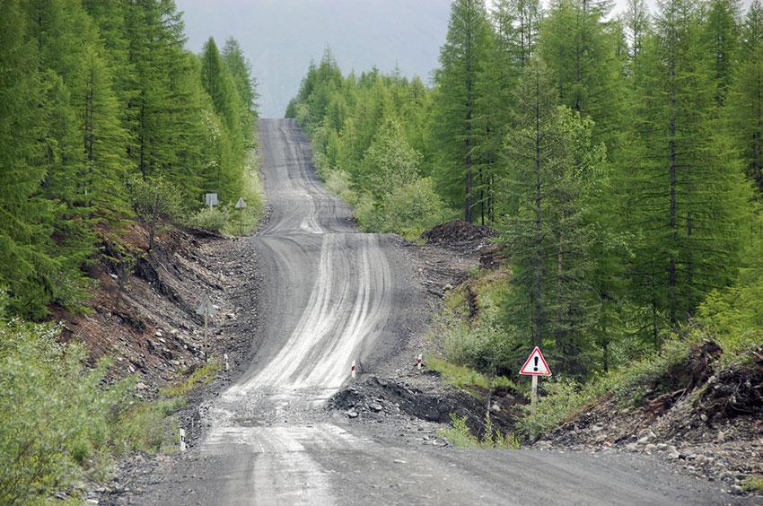 Дорога Костей россия