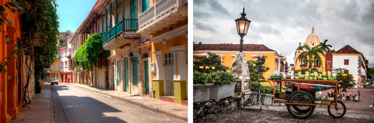 Улицы Колумбии