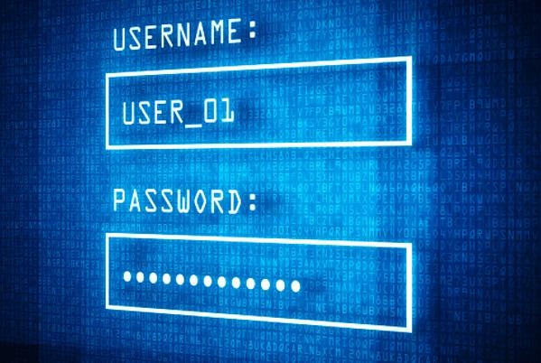 пароль логин