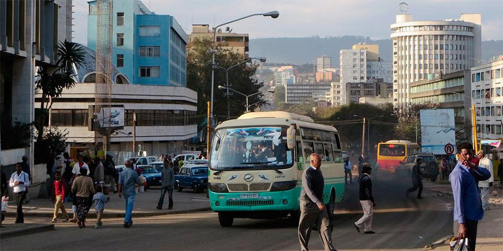 загрязнение воздуха в африке