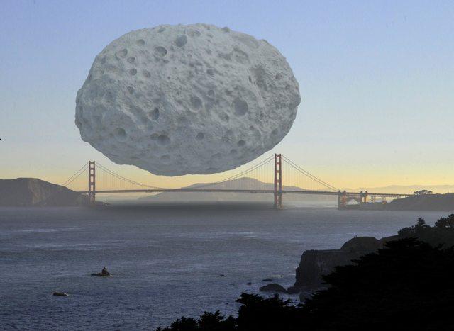 Астероид Дионис