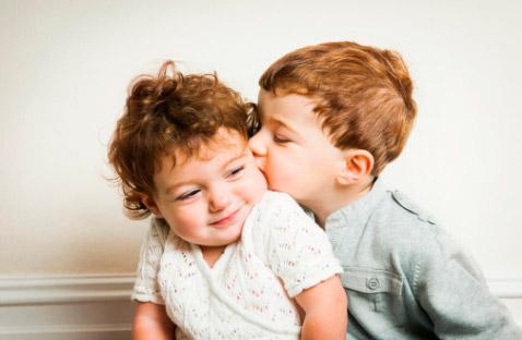 Дети чувства любовь