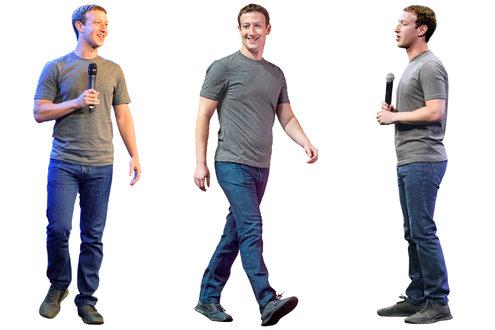 Одежда Марка Цукерберга