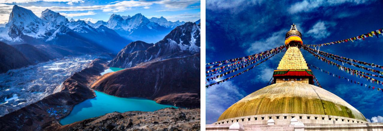 Непал природа