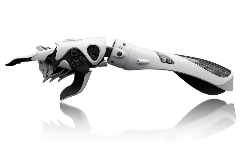 3D печать протез руки