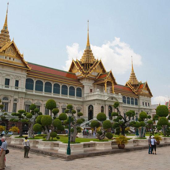 Большой дворец, Бангкок