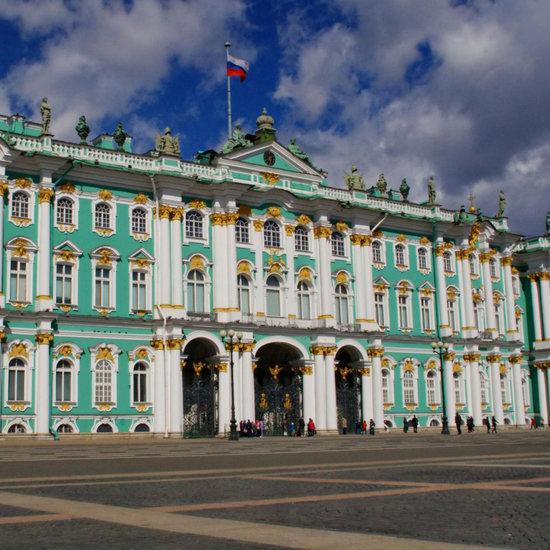 Эрмитаж, Зимний дворец