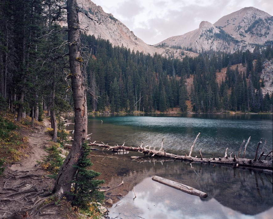 Фейри-Лейк, лесной заказник Галлатин, штат Монтана