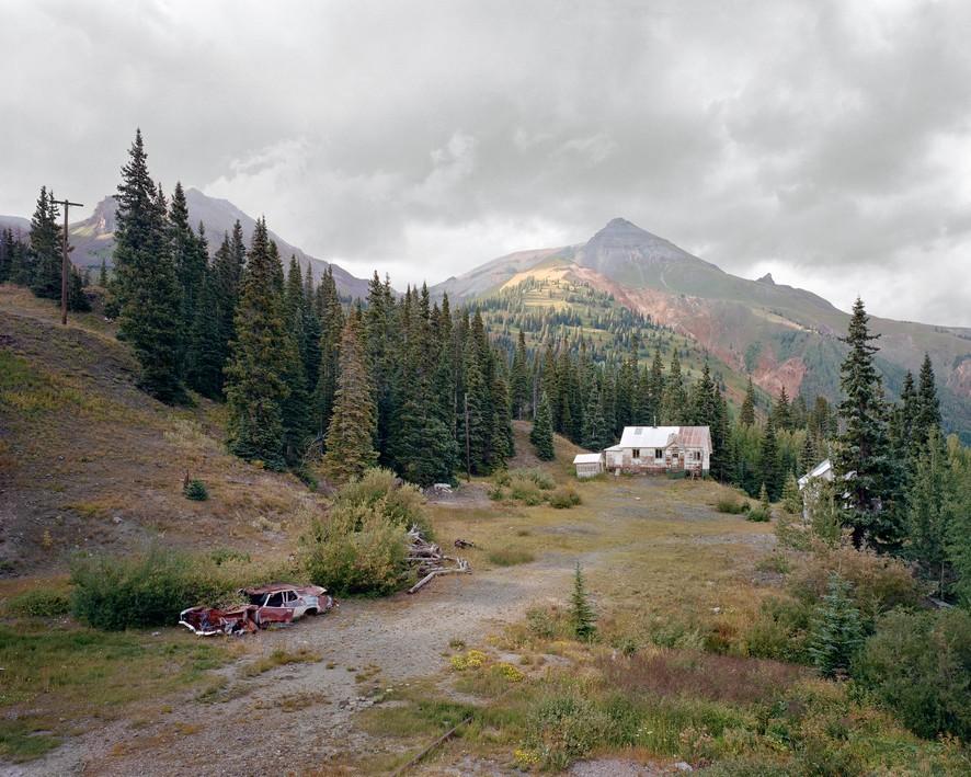 Горнодобывающий район Ред-Маунтин, штат Колорадо