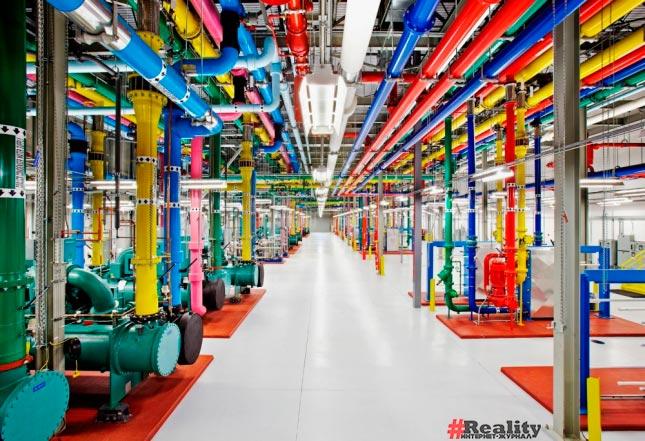 Дата центр Гугл