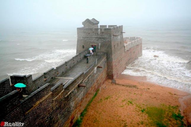 Конец китайской стены