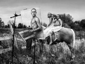 Избранная реальность, фотограф Грегори Скотт