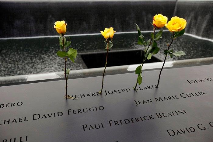 Мемориал 11 сентября 2001 года