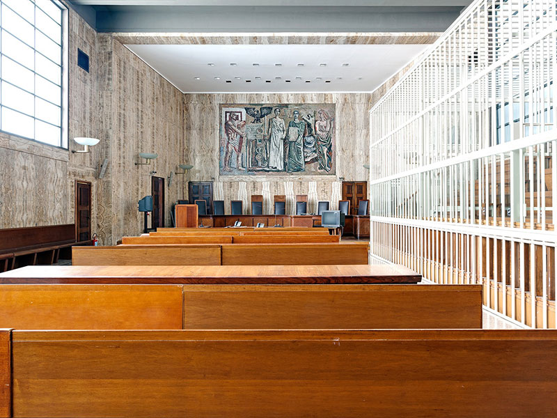 Фотограф Лука Сирони зал заседания