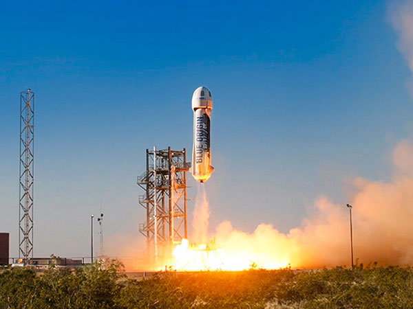 Нью шепард, blue origin new shepard
