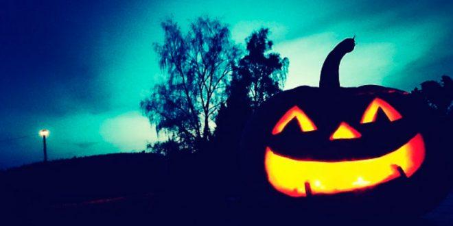 тыква хеллуин halloween